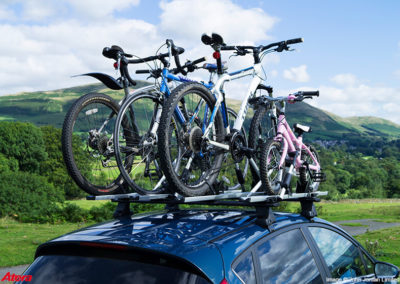 Atera-Giro-velosipēdu turētāji